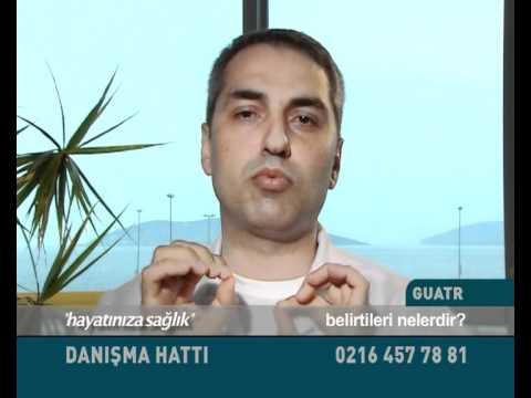 Op. Dr. Alaattin ÖZTÜRK Guatr hakkında herşeyi anlatıyor.