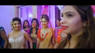 Ladki beautiful kar gayi chul - Most amazing and coolest bride wedding entry ever!!