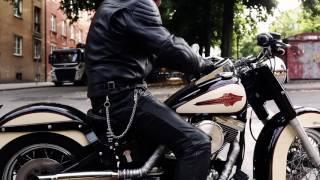 Harley Davidson Herritage Softtail Movie