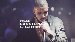DJ Taj - Passion Fruit (Jersey Club Version)