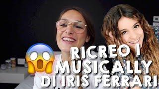 RICREO I MUSICAL.LY DI IRIS FERRARI   Sofia Dalle Rive