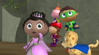 Super WHY! Full Episodes English ✳️  Super WHY and Bedtime for Bear ✳️  S02 E03 (HD)