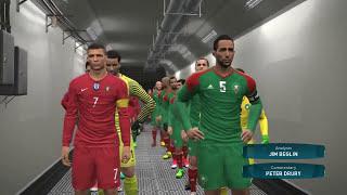 شاهد مباراة المغرب و البرتغال في كأس العالم روسيا 2018 - Maroc