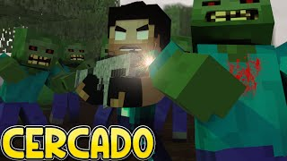 Minecraft: #2 ATAQUE ZUMBI! (THE WALKING CRAFT 3ª TEMP)