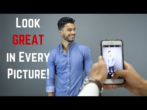 How to Look Good In Every Picture | Get MORE Likes on Your Social Media Photos