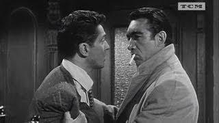 Anthony Quinn - The Naked Street (1955) Farley Granger, Anne Bancroft - Full Movie