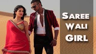 Sunny Leone - Saree Wali Girl | Girik Aman