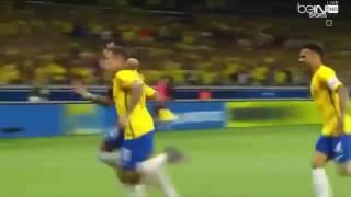 البرازيل ضد الارجنتين 3-0 شاشة كاملة HD(تصفيات كاس العالم 2018) بتعليق عربي