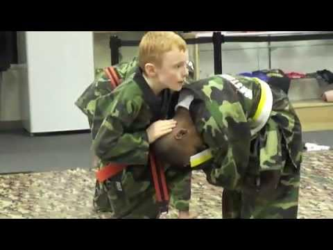 Kid uses MMA training to combat Bullying with MMA Youth Program in Belcamp MD