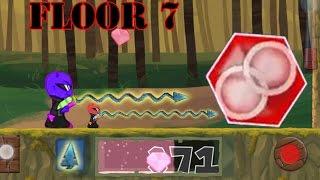 Bubble Struggle: Adventures - Floor 7 - GamePlay