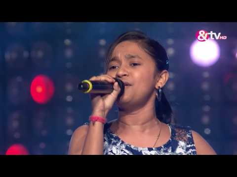 Ridipta Sharma - Blind Audition - Episode 4 - July 31, 2016 - The Voice India Kids