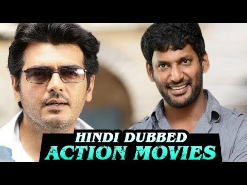 Vishal and Ajith Latest Hindi Dubbed Movies   Hindi Action Films   South Indian Dubbed
