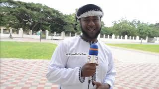 TUMEKUSOGEZEA BEHIND THE SCENE YA NGUZO 5 ZA KIISLAM NASHEED / HUSNY SWAIF AKITENGENEZA VIDEO YAKE