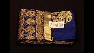 Latest Kanchipuram Kanjeevaram Kanchipattu Silk Saree designs for wedding