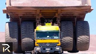 The Largest Vehicles Too Dangerous For the Roads