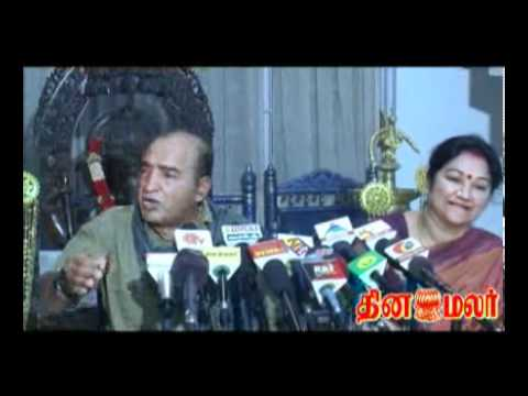 No compromise with Vanitha-VIJAYAKUMAR-DINAMALAR