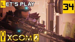 XCOM 2 - Part 34 - Rooftop Battle - Let's Play - [Season 4 Legend]