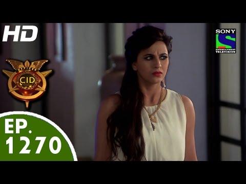 CID - सी आई डी - Kahani Khoon Ki - Episode 1270 - 28th August, 2015