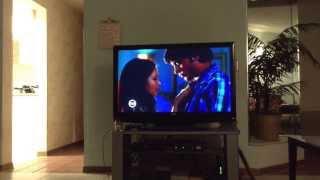 Romantic & Sexy scene with Clana SMALLVILLE episode Mortal Tom Welling & Kristan Kreuk