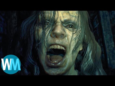 Top 10 Best Horror Franchises in Gaming