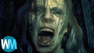 Top 10 Best Horror Franchises in Gaming