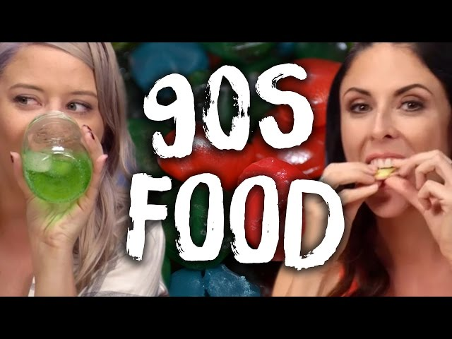 8 Foods From Your Childhood You Forgot About (Cheat Day)