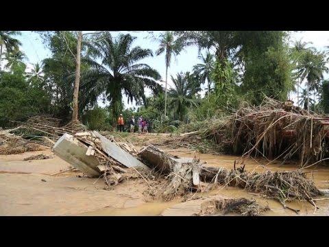 Thaïlande: le bilan monte à 30 morts dans le Sud inondé