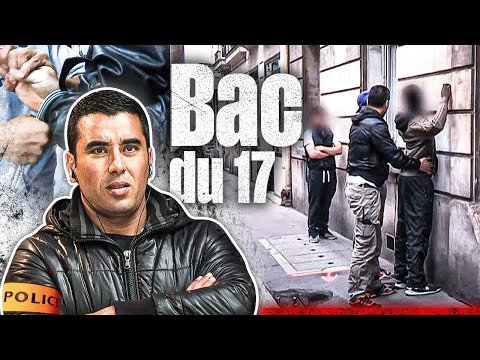 Police LA BAC du 17