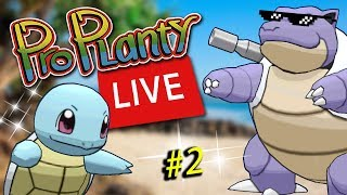 Shiny Squirtle Hunt (Squirtle Squad) - Pokemon Go Community Day Live (Part 2)