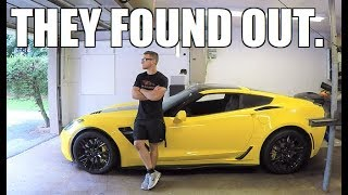 The Secret Got Out... What Car Replaced the Z06