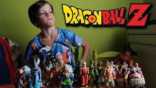 MI COLECCION DE DRAGON BALL Z - ThiagoIUTU