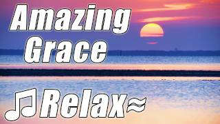 Religious Songs Gospel AMAZING GRACE Instrumental Christian Classical Music Piano Hymns relaxing sad