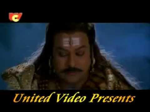 Akashave Akara...Sri Manjunatha Kannada Movie Song, Sri Manjunatha Charithe