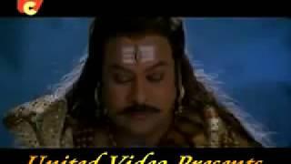 Akashave Akara...Sri Manjunatha Kannada Movie Song, Sri Manjunathana Charithe