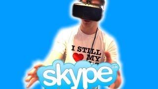 skype avec loculus rift