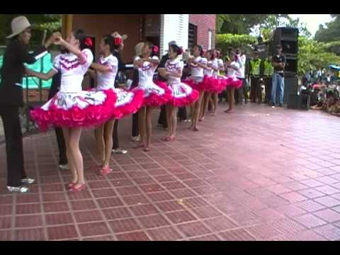 Corculla dance group Joropo