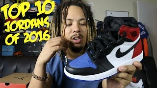 TOP 10 JORDAN PICKUPS OF 2016