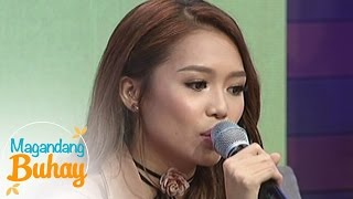 Magandang Buhay: Miho on issues that Tommy used her