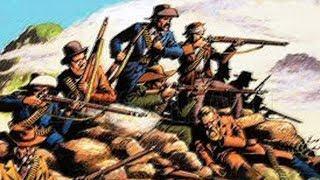 The Boer's Struggle