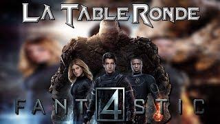 Les 4 Fantastiques (SPOILERS) ║ #35 ║ LA TABLE RONDE