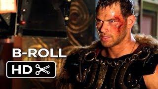 The Legend Of Hercules Complete B-Roll (2014) - Kellen Lutz Movie HD