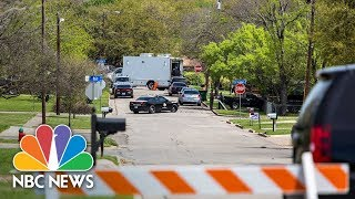 Watch live: Authorities hold briefing on Texas bomber case