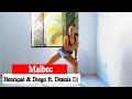 Henrique & Diego - Malbec ft. Dennis Dj - Coreografia (Rafaela Mendes)