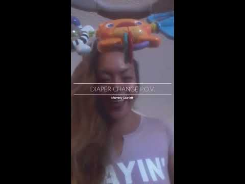Diaper Change P.O.V. for ABDL's plus playtime
