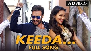 Keeda (Unseen Video Song) | Action Jackson | Ajay Devgn & Sonakshi Sinha