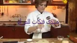 فطيرة التفاح من حورية المطبخ ج2   YouTube2