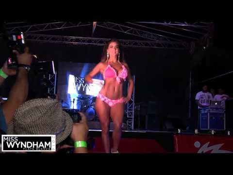 Miss WYNDHAM Playa Blanca 2014 FINAL 3vestido de baño y traje de gala1