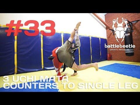 Xxx Mp4 3 UCHI MATA COUNTERS TO SINGLE LEG BATTLE BEETLE TUTORIAL 33 3gp Sex
