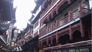 CN08 Shanghai Yu Yuan 上海豫園