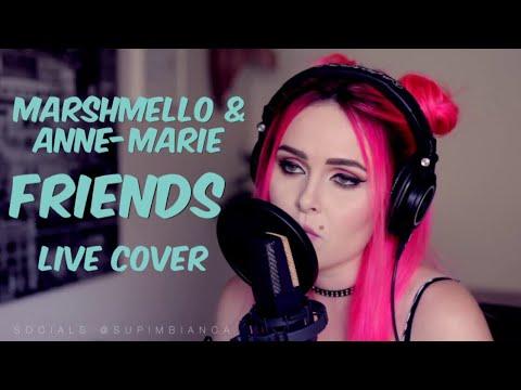 Marshmello & Anne-Marie - FRIENDS (live cover)